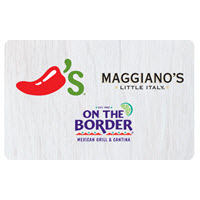 $10 Maggiano's Gift Card