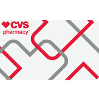 $10 CVS Pharmacy® Gift Card