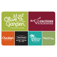 $25 Darden® Restaurants, Inc. Gift Card